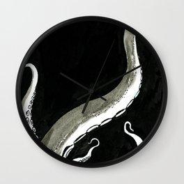 Tentacles Wall Clock