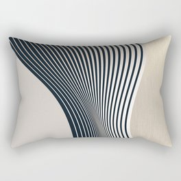 Abstract 19 Rectangular Pillow