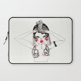 Ode To Theda Laptop Sleeve