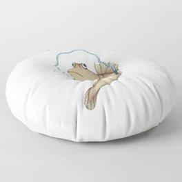Mudskipping Floor Pillow