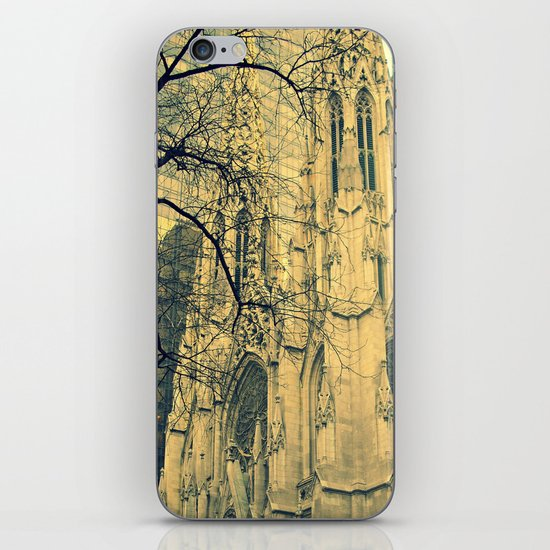 St. Patrick's Cathedral  iPhone & iPod Skin