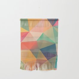 Geometric XIV Wall Hanging