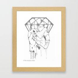 Till Death... Framed Art Print