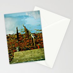 Dock of the Bay Stationery Cards