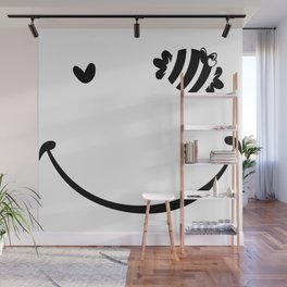 Make a smile ft. Candy Wall Mural