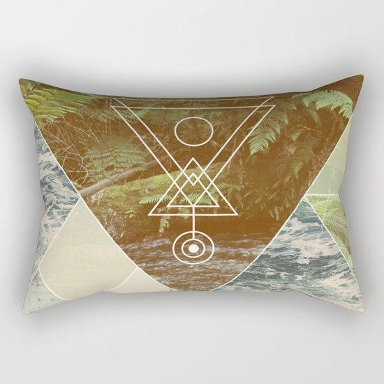 Explore - I Rectangular Pillow