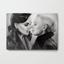 SwanQueen: The Untold Story Metal Print