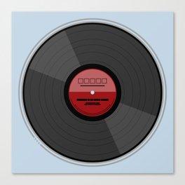 Vinyl Record LP Canvas Print