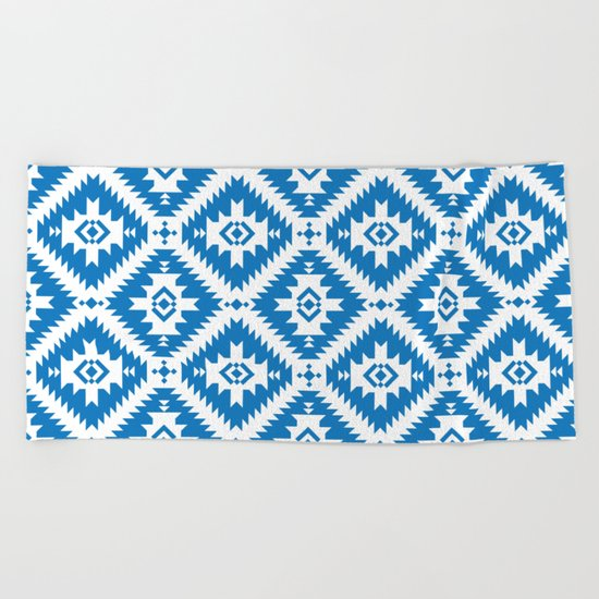 NavNa Blue Beach Towel