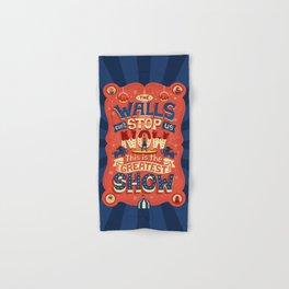 The Greatest Show Hand & Bath Towel