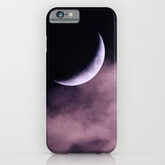 Crescent Moon On A Fluffy Pillow Slim Case iPhone 6