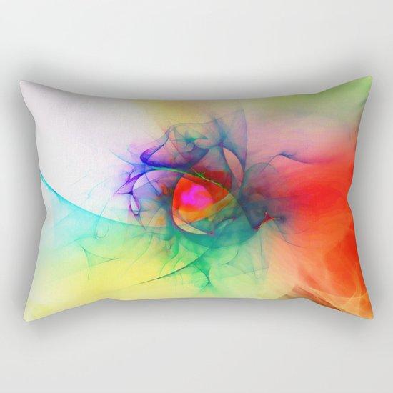 Summertime Rectangular Pillow
