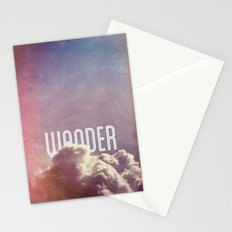 Wander (square) Stationery Cards