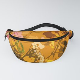 Autumn bouquet wildflowers #decor #society6 Fanny Pack