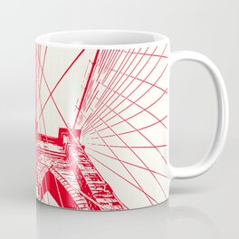 New York, Brooklyn Bridge Coffee Mug