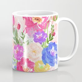 Colorful Splash Coffee Mug