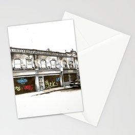 Shutters, Grantham Street, Dublin Stationery Cards