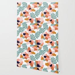 Carmella #illustration #pattern Wallpaper