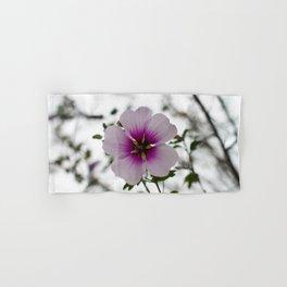Blooming Tree Mallow Hand & Bath Towel