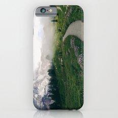 Mt Rainier Path Slim Case iPhone 6s