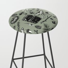 Forest Notes Bar Stool