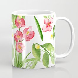Orchid Jungle Coffee Mug