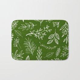 Emerald Forest Bath Mat
