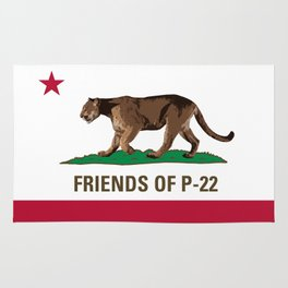 Friends of P-22 Rug