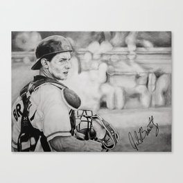 Rob Brantly  Canvas Print