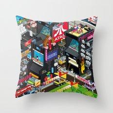 GAMECITY Throw Pillow
