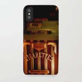 Up In Smoke iPhone Case