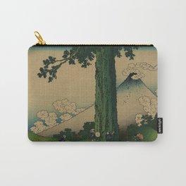 Hokusai Carry-All Pouch