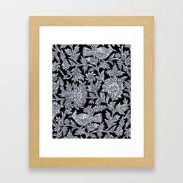 Elizabethan Tapestry Framed Art Print