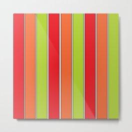 Stripe 3 Metal Print