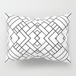 PS Grid 45 Pillow Sham