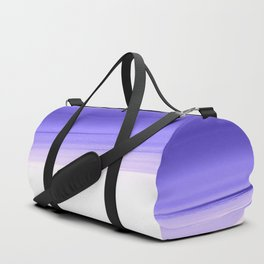Lavender Smooth Ombre Duffle Bag