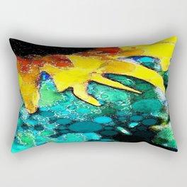 :: Sun Kissed Fate:: Rectangular Pillow