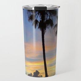 Sunset Love Travel Mug