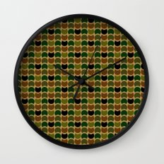 HobNob Camo Multi Wall Clock