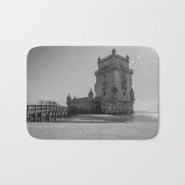 Torre de Belém, Lisbon Bath Mat