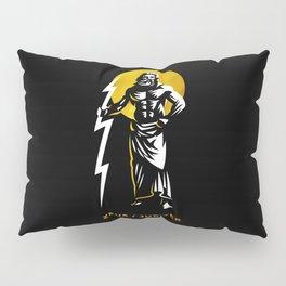 Zeus / Jupiter Pillow Sham