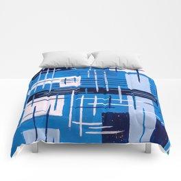 Living in levity Comforters