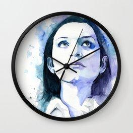 Brian Molko (the one) Wall Clock