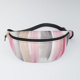 15  | 181203 Watercolour Patterns Abstract Art Fanny Pack