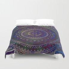 Spiritual Mandala Duvet Cover