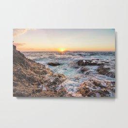 Amazing sunlight Metal Print
