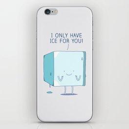 Ice iPhone Skin