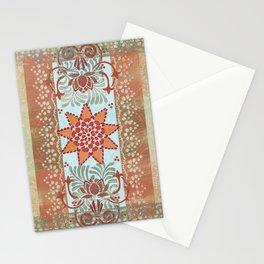 Monoprint 3 Stationery Cards
