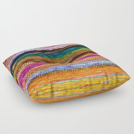 Indian Colors Floor Pillow