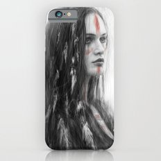 War Feathers iPhone 6s Slim Case